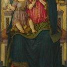 Benvenuto di Giovanni - The Virgin and Child (1) - A3 Paper Print