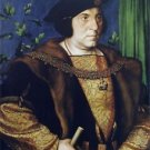 Portrait of Sir Henry Guildenford. 1527 - A3 Poster
