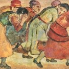 Running Women by Ferdinand Hodler - Poster (24x32IN)