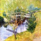 The White Bridge, 1895-97 - 24x18 IN Canvas