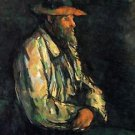 Portrait of a Peasant, 1906 - 24x32 IN Canvas