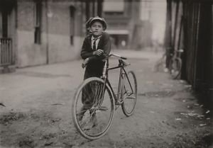 Lewis W. Hine - Waco, Texas - 30x40IN Paper Print