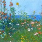 Poppies, Isles of Shoals 03, 1891 - Poster (24x32IN)