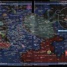 Vinteja charts of - Star Map - A3 Paper Print