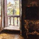A Venetian Balcony, 1913 - Poster (24x32IN)