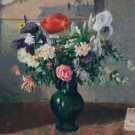 Bouquet of Flowers, 1898 - 24x18 IN Canvas