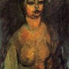 Modigliani - Female nude [2] - 24x32 IN Canvas