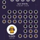 Vinteja charts of - Ron Artest's Hair - A3 Paper Print