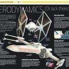 Vinteja charts of - SWF4 - Aerodynamics - A3 Paper Print