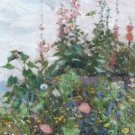 Celia Thaxter's Garden, 1890-93 - 24x18 IN Canvas