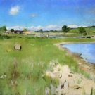 Shinnecock Hills from Canoe Place, Long Island - 24x18 IN Poster