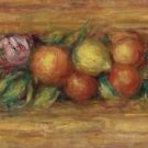 Garland of Fruits and Flowers, 1915 - 24x32 IN Canvas