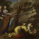 Antonio De Bellis - The Finding of Moses - A3 Paper Print