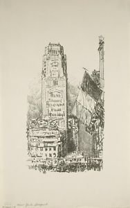 New York Bouquet, 1907 - 24x18 IN Poster