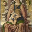Carlo Crivelli - The Virgin and Child - A3 Paper Print
