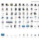 Vinteja charts of - Apple Product Evolution - A3 Paper Print