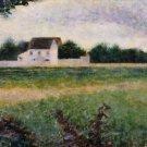 Landscape of the Ile de France 1881-2 - 24x18 IN Poster