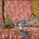 Henri Matisse - Odalisque with Gray Trousers (1927) - A3 Poster