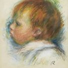 Head of a Child - Poster (24x32IN)