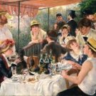 Renoir - Luncheon at the boating party - 30x40 IN Canvas