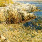 Isle of Shoals, 1907 - 24x18 IN Canvas