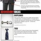 Vinteja charts of - Well Cultured Mad Men Suit - A3 Paper Print