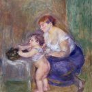 Mother and Child, 1895 - 24x18 IN Canvas