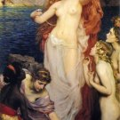 Pearls of Aphrodite, 1897 - 24x18 IN Canvas