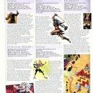 Vinteja charts of - DCE-256-  - A3 Paper Print