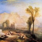 Bright stone of honor by Joseph Mallord Turner - Poster (24x32IN)