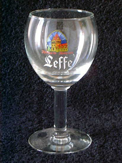 Leffe Belgian Beer Glass, 0.33l