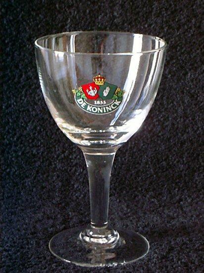 De Koninck Belgian Beer Glasses, Set of 2