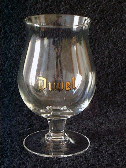 Duvel Belgian Beer Glasses, Set of 2