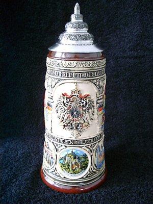King Werk Limited Edition Beer Stein, Old World Heritage