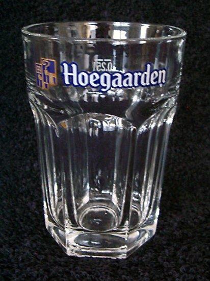 Hoegaarden Belgian Beer Glasses, Set of 2