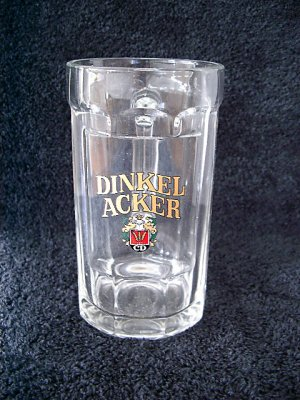 Dinkel Acker Glass Krug