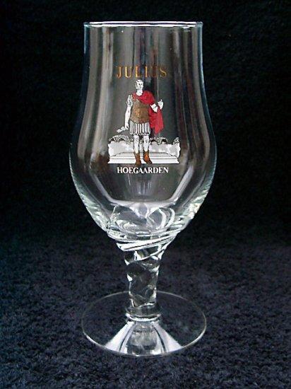 Julius Hoegaarden Belgian Beer Glasses, Set of 2, V2