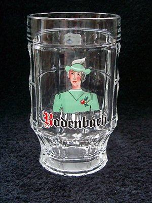 Rodenbach Belgian Beer Krug
