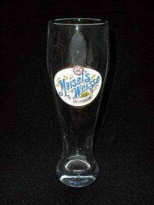 Maisel's Weissen German Beer Glasses, Set of 2