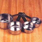 Measuring Cup Set Stainless Steel  (1982)
