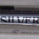 Pilot Extrafine Metallic Marker EXTRA-FINE  PT  SILVER  (23-3941)