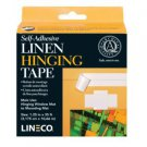 "Lineco Linen Hinging Tape Self Adhesive 1-1/4""w  (L533-1015)"