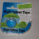 """Lee Highlighter Tape 3 Line Coverage  GREEN  1/2""""   (13476)"""