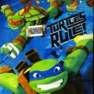 Teenage Mutant Ninja Turtles, Turtles Rule Beach towel   28 x 58 inches