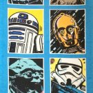 Star Wars Classic Characters Beach Towel    28 x 58 inches