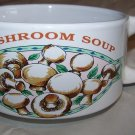 Topco Mushroom Soup Bowl 13 fl oz