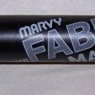 Marvy Permanent Broad Tip Fabric Marker  BLACK