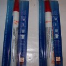 Hunt Painters® Paint Markers MEDIUM POINT RED  (7337) 2pc