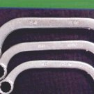 Curved Box End Wrench Set