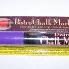 Marvy Bistro Chalkboard and Lightboard Marker Fluorescent Violet 6mm tip